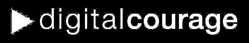 Digital courage Logo