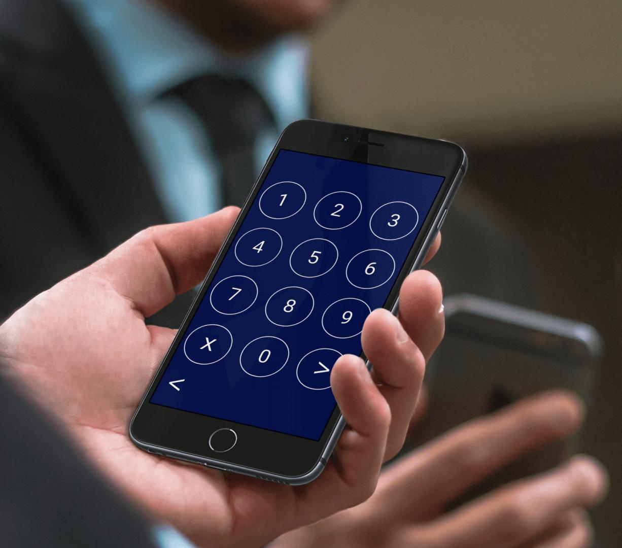 Einfache Bedienbarkeit mit Keypad, I-Beacon oder Swipe & Play