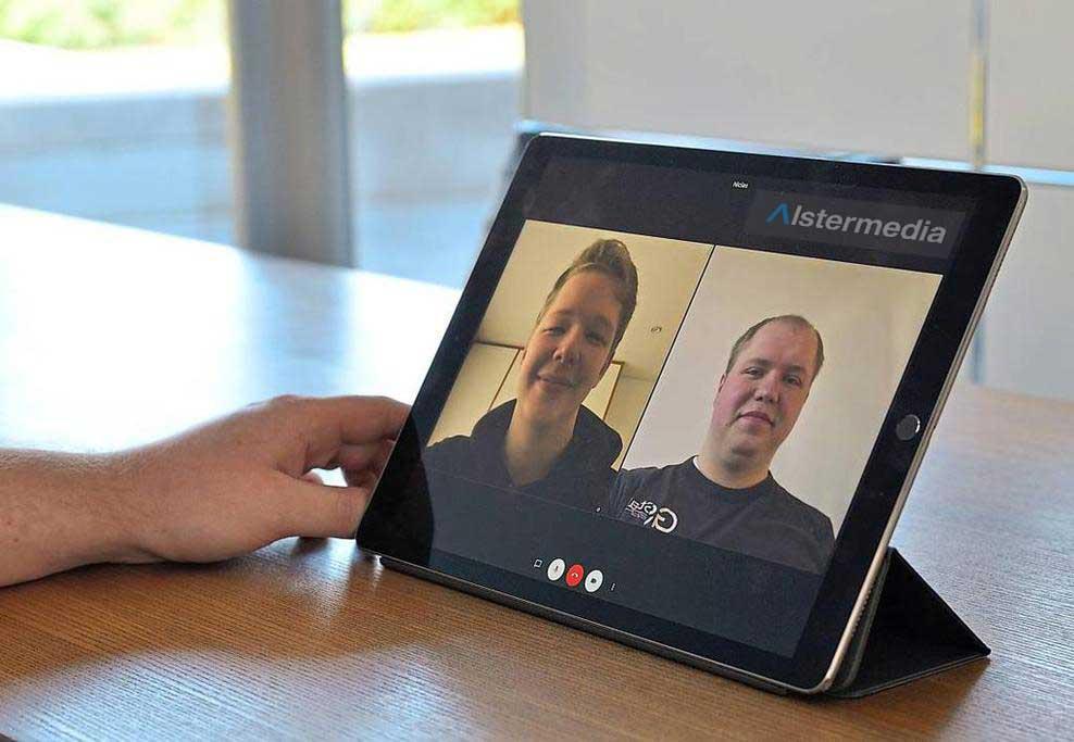 Coaching mit dem iPad