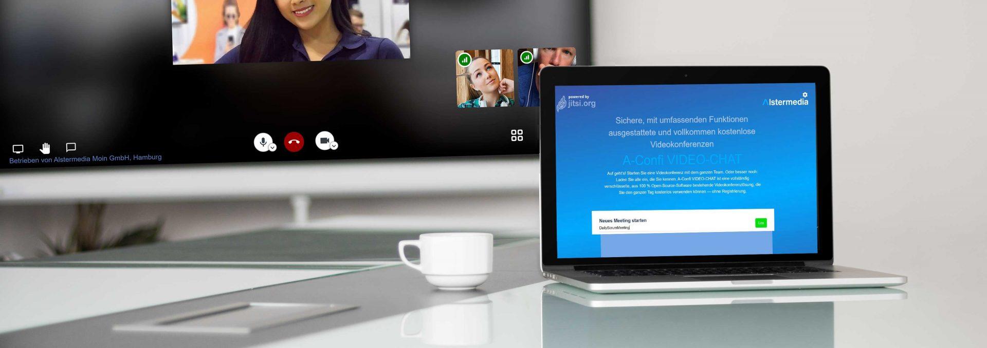 A-Confi Videoconferencing