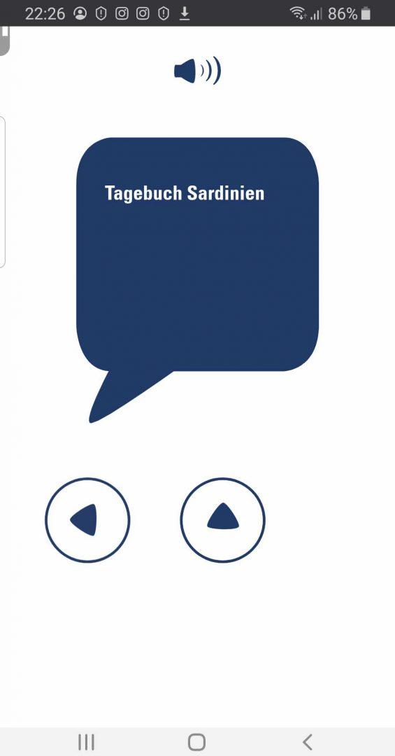 Audio Erlebnis Screenshot © Alstermedia Moin GmbH